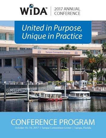 WIDA 2017 Annual Conference Program