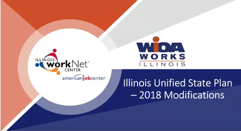 Workforce Innovation and Opportunity Act (WIOA) open for public comment